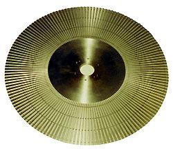 Machined Aluminum Plate