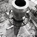 View from the top – Smokestack