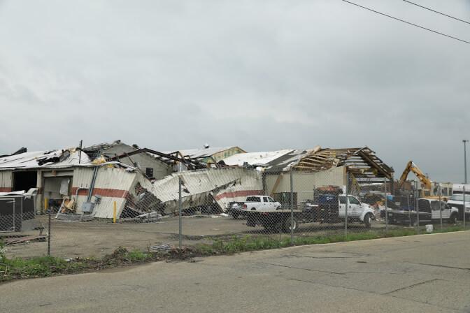 Tornado Update