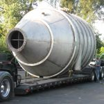 Tank for Food Processing